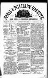 Naval & Military Gazette and Weekly Chronicle of the United Service Saturday 12 June 1869 Page 1