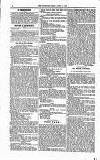 Sporting Times Saturday 08 April 1865 Page 4