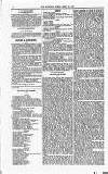 Sporting Times Saturday 22 April 1865 Page 4