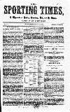 Sporting Times Saturday 06 May 1865 Page 1