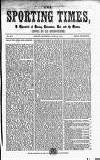 Sporting Times Saturday 24 June 1865 Page 1
