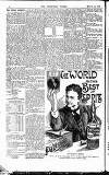 Sporting Times Saturday 19 March 1898 Page 10