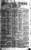 Sporting Times Saturday 29 December 1900 Page 1