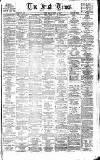 GRAND MASONIC BALL, THE PATROXAOE THE GRAND LODGE IRELAND, AT Til K EXHIBITION PALACE. On FRIDAY EVENING. (Uj 16thof 1875.
