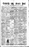 Cornish & Devon Post Saturday 02 October 1880 Page 1
