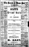 Cornish & Devon Post Saturday 05 February 1910 Page 1