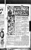 Sheffield Weekly Telegraph Saturday 24 December 1898 Page 3