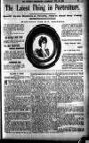 Sheffield Weekly Telegraph Saturday 28 October 1899 Page 25