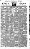 Shipping and Mercantile Gazette Friday 13 April 1838 Page 1