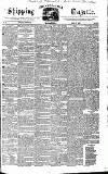 Shipping and Mercantile Gazette Thursday 19 April 1838 Page 1
