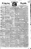 Shipping and Mercantile Gazette Tuesday 24 April 1838 Page 1
