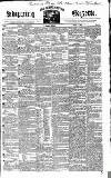 Shipping and Mercantile Gazette Wednesday 25 April 1838 Page 1