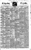 Shipping and Mercantile Gazette Friday 27 April 1838 Page 1