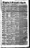 Shipping and Mercantile Gazette Friday 25 January 1850 Page 1
