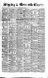 Shipping and Mercantile Gazette Monday 04 October 1869 Page 1