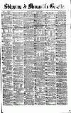 Shipping and Mercantile Gazette Thursday 14 October 1869 Page 1
