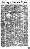 Shipping and Mercantile Gazette Wednesday 24 November 1869 Page 1