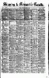Shipping and Mercantile Gazette Thursday 25 November 1869 Page 1