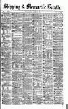Shipping and Mercantile Gazette Saturday 27 November 1869 Page 1