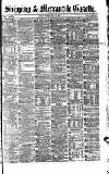 Shipping and Mercantile Gazette Thursday 14 July 1870 Page 1