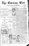Evening Star Saturday 25 March 1905 Page 1