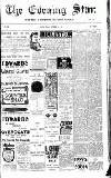 Evening Star Friday 24 November 1905 Page 1