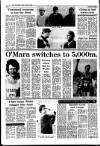 Irish Independent Friday 09 January 1987 Page 14