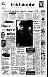 Irish Independent Tuesday 12 January 1988 Page 1