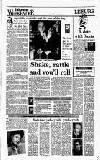 Irish Independent Saturday 24 December 1988 Page 12