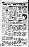 Irish Independent Saturday 24 December 1988 Page 18