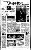 Irish Independent Saturday 14 January 1989 Page 8
