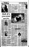 Irish Independent Saturday 14 January 1989 Page 12