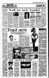 Irish Independent Saturday 14 January 1989 Page 13