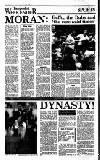 Irish Independent Saturday 14 January 1989 Page 16