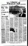 Irish Independent Saturday 04 February 1989 Page 11
