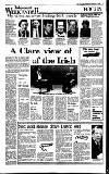 Irish Independent Saturday 04 February 1989 Page 13