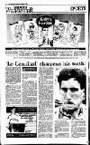Irish Independent Saturday 04 February 1989 Page 20