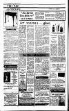 Irish Independent Saturday 04 February 1989 Page 30
