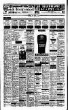 Irish Independent Monday 06 February 1989 Page 20