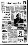 Irish Independent Friday 07 April 1989 Page 1