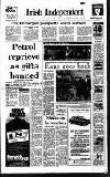Irish Independent Friday 14 April 1989 Page 1