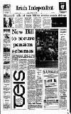Irish Independent Monday 04 September 1989 Page 1