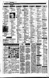 Irish Independent Thursday 14 September 1989 Page 26
