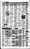 Irish Independent Thursday 09 November 1989 Page 20