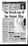 Irish Independent Wednesday 15 November 1989 Page 36