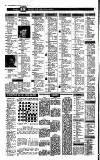 Irish Independent Monday 20 November 1989 Page 22