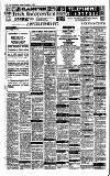Irish Independent Tuesday 21 November 1989 Page 14