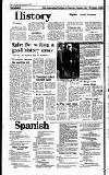 Irish Independent Wednesday 25 April 1990 Page 30