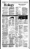 Irish Independent Wednesday 25 April 1990 Page 38