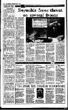 Irish Independent Wednesday 01 April 1992 Page 10